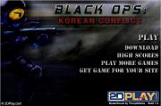 Black Ops:Korean Conflict на FlashRoom