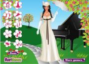Одень невесту на FlashRoom