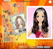 Игра Beauty Queen Hairstyles фото
