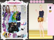 Butterfly Princess Dress Up на FlashRoom