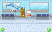 Игра Locked In Escape Airport на FlashRoom