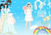 Eloise wedding dressup на FlashRoom