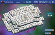 Mah Jongg Solitaire на FlashRoom