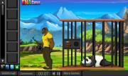 Escape Panda From Thief на FlashRoom