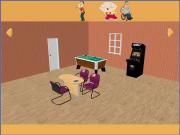 Family Guy Room 2 на FlashRoom