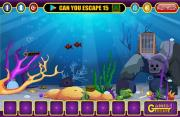 Игра Deep Sea Fishes Rescue фото