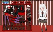 Goth Lolita на FlashRoom