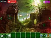 Игра Побег из страшной деревни на FlashRoom