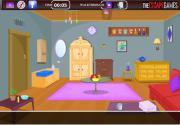 Tony Puzzle Home Escape на FlashRoom