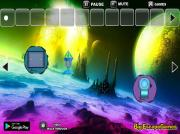 Игра Невероятный космос на FlashRoom
