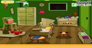 Old Green Room Escape на FlashRoom