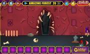 Игра Spooky Eyes Cave Escape на FlashRoom