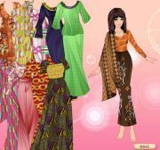 Traditional Ghana Fashion на FlashRoom