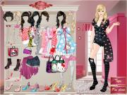 Pretty Kitty Dress Up на FlashRoom