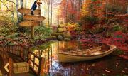 Игра Осенний городской парк 4 на FlashRoom
