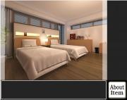 T Bedroom Escape на FlashRoom
