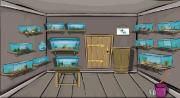 Aquarium Room Escape на FlashRoom