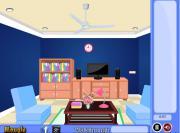 Tara Living Room Escape на FlashRoom