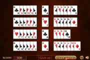 Beleaguered Castle Solitaire на FlashRoom