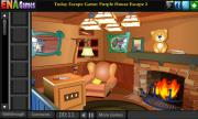Delightful House Escape на FlashRoom
