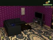 Dark Living Room Story на FlashRoom