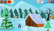 Игра Snow Man Escape на FlashRoom