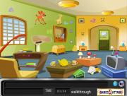 Modern Color Room Escape на FlashRoom