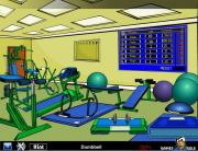 Room Escape-Ladies Gym на FlashRoom
