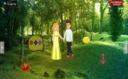 Игра Спаси маленькую девочку в лесу на FlashRoom
