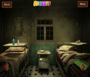 Игра Здание старого госпиталя 2 на FlashRoom
