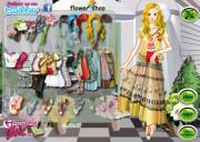 Flower Shop Girl на FlashRoom