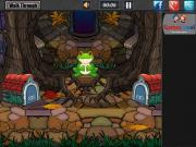 Игра Queen Frog Escape фото