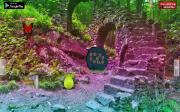 Приключение в лесу с руинами на FlashRoom