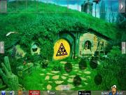 Игра Hobbit House Dog Escape фото