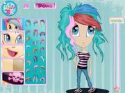 Emo Hair Styles на FlashRoom