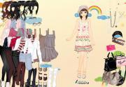 Cute Dresses на FlashRoom