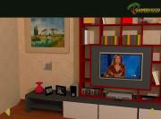 Living Room Puzzle на FlashRoom