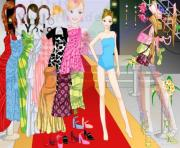 Gown catwalk dress up на FlashRoom