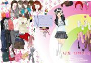 Teen Fashion 3 на FlashRoom