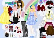 Lolita Fashion Dress Up на FlashRoom