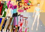 Extreme fashion dressup 3 на FlashRoom