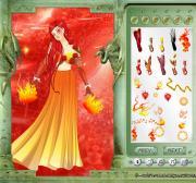 Goddess of Fire на FlashRoom
