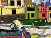 Simpsons Bart Rulez на FlashRoom