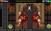 Escape From Dark Castle на FlashRoom
