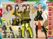 Bumble Bee Girl