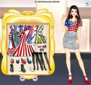 Flag Dresses на FlashRoom