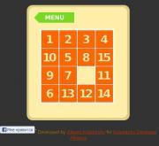 Fifteen Puzzle на FlashRoom