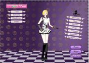 Emo Inspired Style Dress Up на FlashRoom