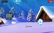 Игра Найди снежных котов на FlashRoom