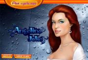 Stunning Angelina Jolie на FlashRoom